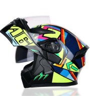Fashion Safety Full Cover Motorcycle Racing Helmet