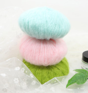 Baby mohair sweater baby scarf shawl wiring