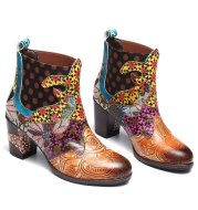 New vintage fashion women's boots