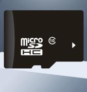 Memory Card for Solar Surveillance Cameras