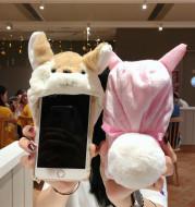 Piggy hat phone case
