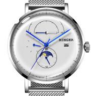 Waterproof automatic mechanical watch