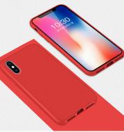 Liquid silicone phone case