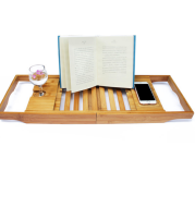 Bamboo bathtub frame