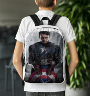 Student's Customized Backpack