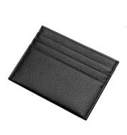 Men's mini portable ultra-thin leather
