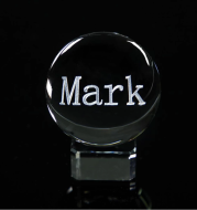Crystal Ball personalized customization