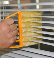 Venetian Blind Cleaning Brush Cleaning Brush Cleaning Brush Removable and Washable Blinds Brush