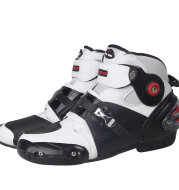 Road motorcycle riding shoes ankle boots