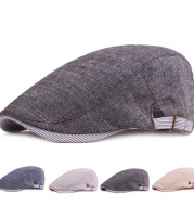 Men's Middle aged and elderly tourist cap