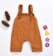 Children's overalls fashion kids work pants