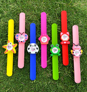 Electronic watch silicone watch