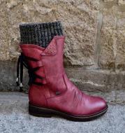 Sleeve Martin boots