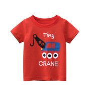 New Baby Clothes Trend Children's Short-sleeved T-shirt