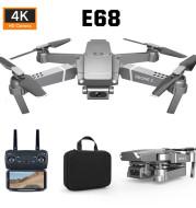 E68 Quadcopter Folding Drone