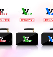 Ugoos X3 PRO Android 9.0 TV Box