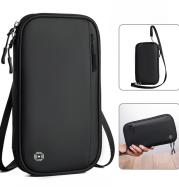 Multifunctional Brush Dustproof Passport Bag