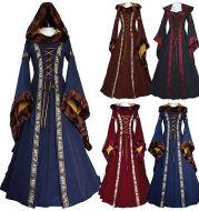 Halloween Dress  Revival Victorian Dress
