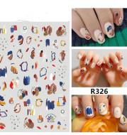 Nail Sticker Adhesive