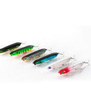 Luya Lure Pencil Water Surface System Son Dog Wave Crawl