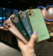 Suitable For iPhone XS Max Electroplating Soft Phone Case