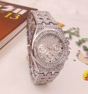 Bracelet Watch with Three Eyes