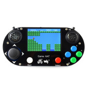 Mini handheld game console expansion board