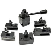 250 wedge steel quick change tool post