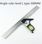 Woodworking Measuring Ruler Stainless Steel