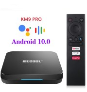 Voice Input Set-top Box Android 10.0 Network Player TV Box