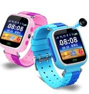 Waterproof smart phone watch