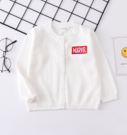 Cardigan Sweaters For Children And Undershirts For Children