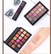 18 color eyeshadow pearlescent matte earth color eyeshadow