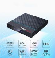 T95 MAX+ TV BOX Android S905X3 TV top BOX