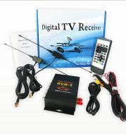 Dvb-T TV Box Dual Antenna Set-Top Box