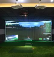 Simulator Impact Screen