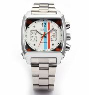 Square TV Date Men's Automatic Mechanical Watch