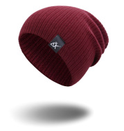 Outdoor all-match ADK knitted hat