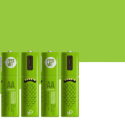 Ni-MH battery 1.2V rechargeable battery four pack