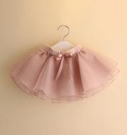 Puffy Skirt Girl Baby Student Short Skirt Dance Gauze Skirt