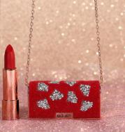 Little Fragrant Fur Chain Lipstick