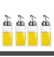 Household leak proof oil bottle
