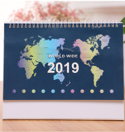 Customized Photo New 2021 Desk Calendar