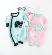 Baby one-piece romper cotton baby