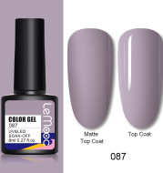 Nail Art Pure Color Nail Polish Glue Phototherapy Nail
