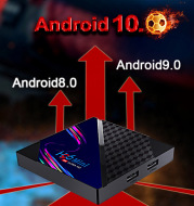 H96 Mini V8 Android 10.0 HD Player TV Box