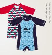 Children's one-piece swimsuit