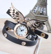 Retro Korean Version Of Cool Wings Harajuku Style Bracelet Watch