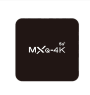 MXQ-4K RK3229 H3 Android 7.1 TV Network Player Box
