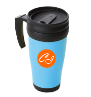 450ML Travel Thermal Mug with Custom
